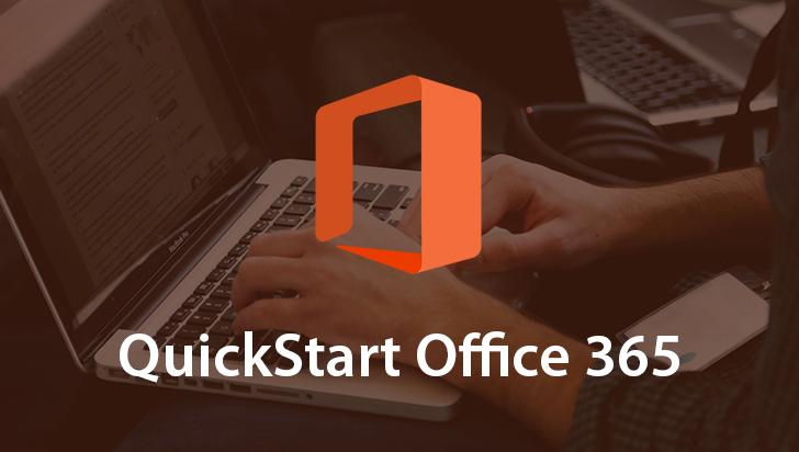 Quickstart Office 365