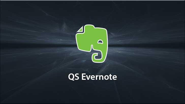 QS Evernote