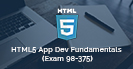 HTML5 Application Development Fundamentals (MTA Exam 98-375)