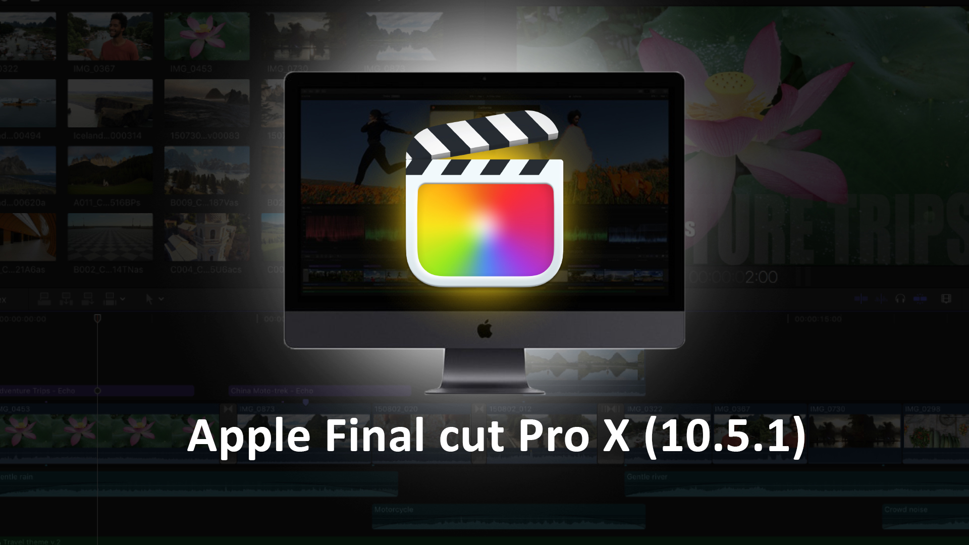 Apple Final Cut Pro X (10.5.1)